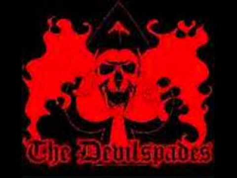 The Devil Spades - Dyin to get in (psychobilly)