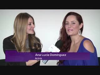 Los actores Jorge Cárdenas y Ana Lucia Domínguez hablan de su nueva vida en México y moda.