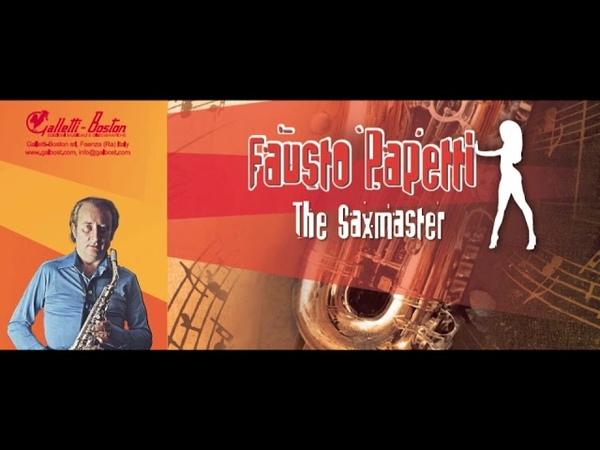 Fausto Papetti - The saxmaster