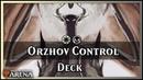 Orzhov Control | Guilds of Ravnica Standard Deck [Magic Arena]