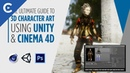 Siggraph 2018 Rewind - Al Heck and Jon Weinberger: How to Create Game Art for Unity using C4D