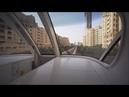 United Arab Emirate, Dubai, metro ride from Gateway to Atlantis Aquaventure