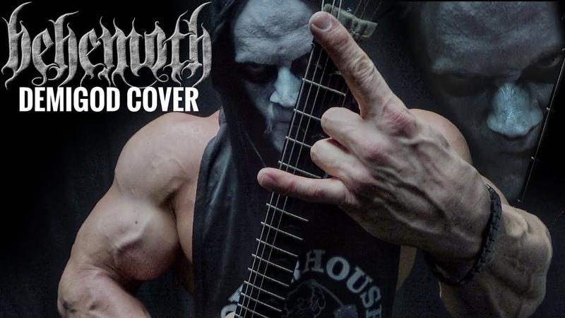 Behemoth Cover- Demigod (In Drop B)