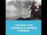 Плохие новости из Бельгии. Играм всё труднее становится в этой стране
