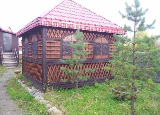купить дом фото СНТ Полярные Зори