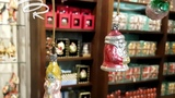 London shopping for Christmas ornaments
