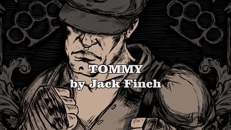 Tommy -- Krita timelapse by Jack Finch