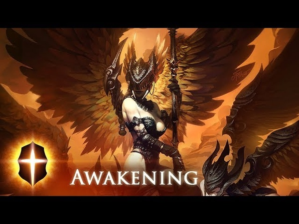 Awakening - SpeedPainting by TAMPLIER 2018