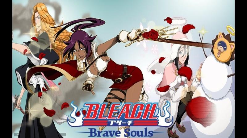 Bleach Brave Souls / Прохождение Guild Quests (Speed/Technique)