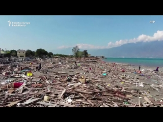 В 200 раз сильнее Хиросимы. Последствия землетрясения в Индонезии