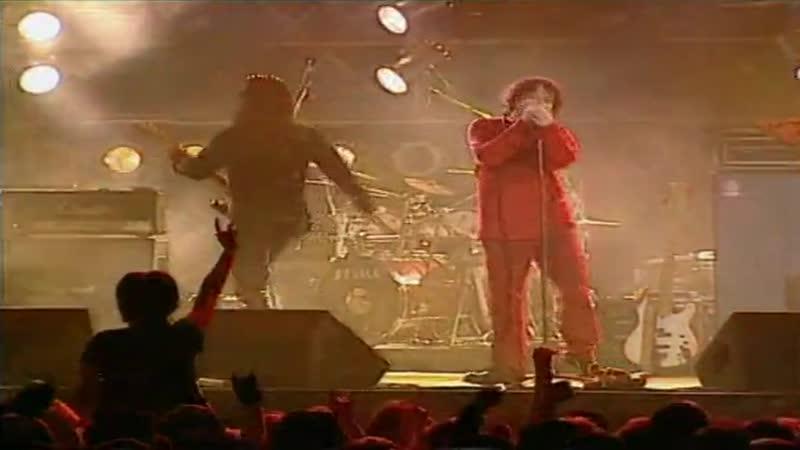 Агата Кристи - Чёрная Луна (Концерт 15 Лет, БСА Лужники 2003)