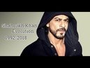 Shahrukh Khan Movie Evolution 1992-2018