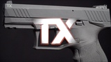 Introducing The All-New Taurus TX22 Rimfire Pistol