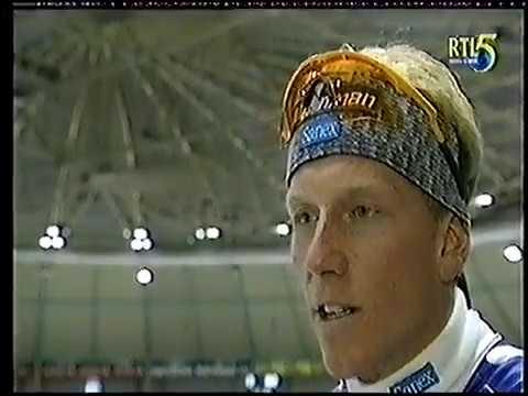 De klapschaats. RTL 5 1997
