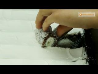 Нежный десерт без выпечки! Турецкий Султан Лукум создаст ощущение восточной сказки!