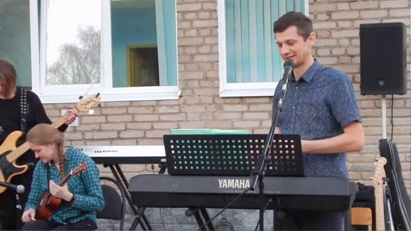 гаишник (dzianiskin и друзья, полоцкий приют 14.10.18)