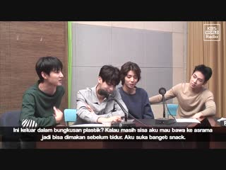 181127 SF9 @ KBS WORLD Radio