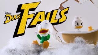 DuckFAILS! Part 2 | DuckTales | Disney Channel