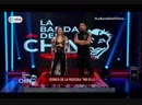 Entrevista a Elenco de la pelicula No es lo que parece en La Banda