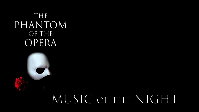 A. L. Webber - The Music Of The Night (cover by Anastasia Sitnikova)