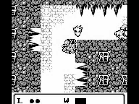 Gargoyles Quest Ghosts n Goblins (Game Boy) with commentary