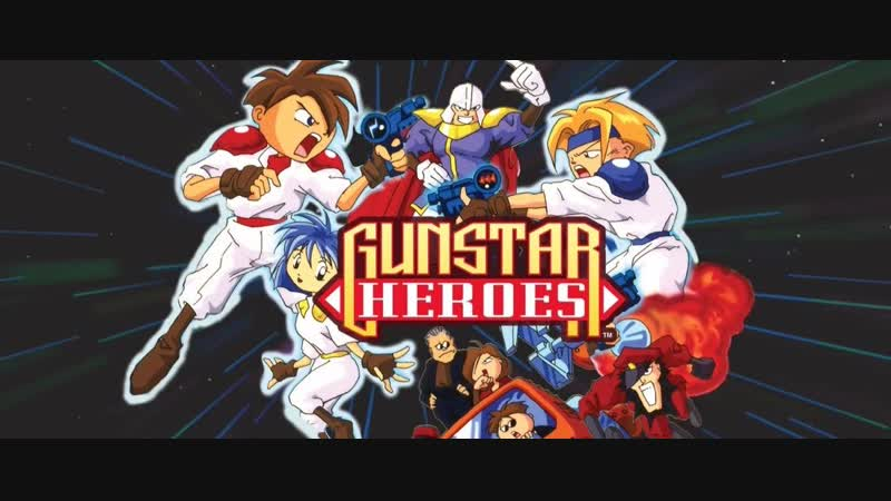 Играю во сне в Gunstar Heroes