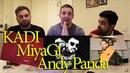 Реакция на KADI feat Miyagi - Colors | MiyaGi Эндшпиль - KRIMINAL | Andy Panda - Брат передал