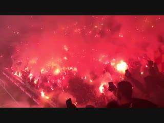 50,000 Galatasaray fans