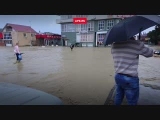 Потоп на Кубани. Объявлен режим ЧС