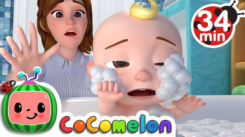 Yes Yes Bedtime Song   More Nursery Rhymes - Cocomelon (ABCkidTV)