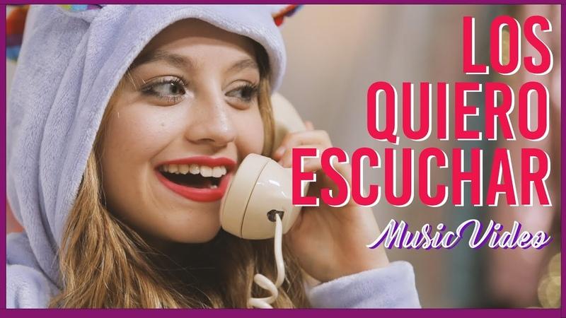 Karol Sevilla I Video Clip I Los Quiero Escuchar