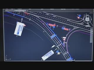 Новая дорожная развязка в Анапе позволит сократить затор на выезде из города