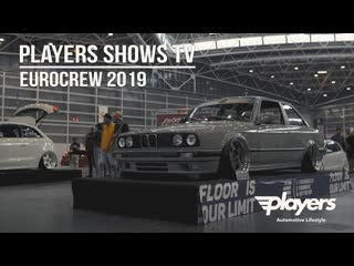 Players shows - eurocrew 2019 by players shows tv