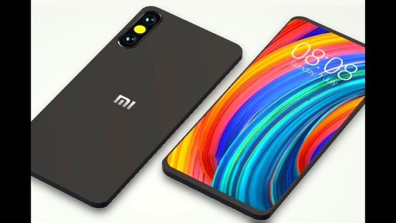У смартфона Xiaomi Mi Mix 3 5G, сердцем стал Snapdragon 855