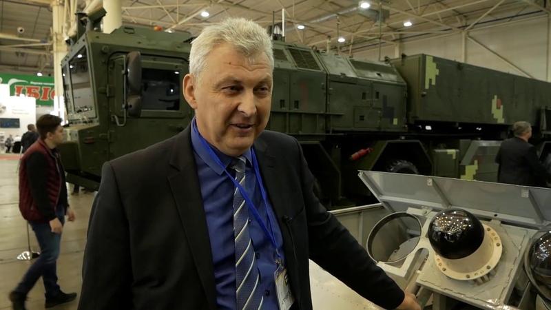 Почему украинский ОТРК «Сапсан» будет круче российского «Искандера»
