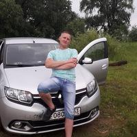 Анкета Дмитрий Кудряшов