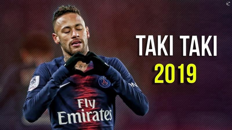 Neymar Jr ► Taki Taki ● Insane Skills Goals ● 2018 19 HD