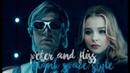 Peter maximoff felicity fletcher (oc) | so it's gonna be forever