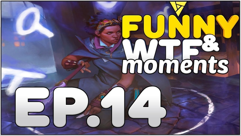 ARTIFACT - Funny WTF Moments - EP.14