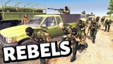 RUSSIAN REBEL INVASION ! Call To Arms (Modern battle simulator)