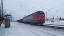 2ЭС6-486 на станции Чик