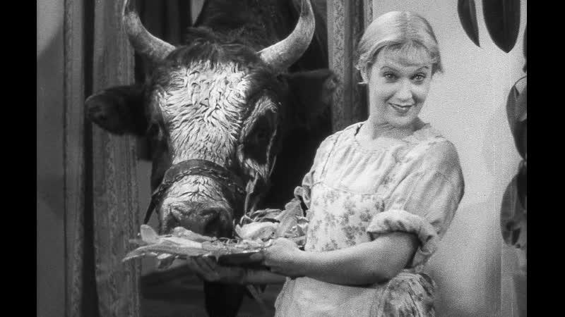 ХФ Веселые ребята (1934) Первая музыкальная кинокомедия СССР, классика советского кино. Оригинальная ЧБ версия фильма.