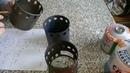 печь щепочница походная титановая, Toaks stv-11 обзор