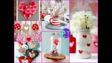 Cute and Easy Valentine's Day Crafts Ideas for Room Decorating