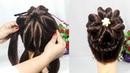 Heart Bun hairstyles with trick | wedding hairstyle | hair style girl | easy hairstyles | hairstyles