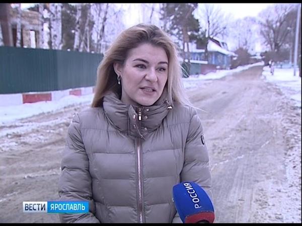 В на улице Союзная в Ярославле автомобилисты регулярно нарушают ПДД