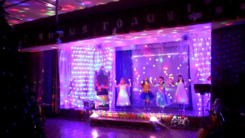 Танец звездочек муз.рук-ль Смирнова Е.Ю.