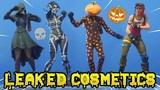 *NEW* Leaked Fortnite Skins & Emotes..!! *AMAZING* (Female Skull Trooper)