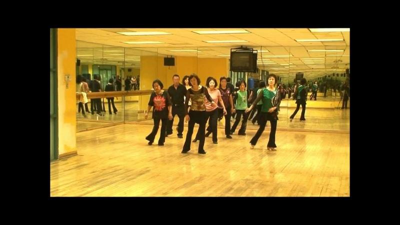 Tennessee Waltz Supreme Line Dance (Demo Walk-Thru)