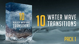 Water Wave Transitions Pack 4 - 1